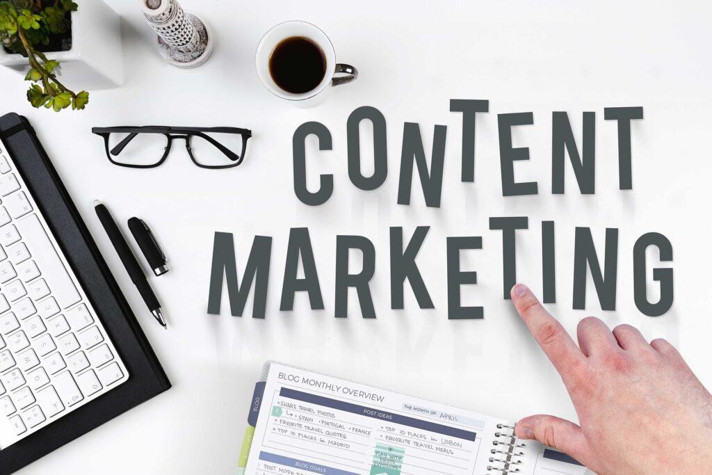 Coherencia en la utilización del marketing de contenidos como marco y estrategia de visibilidad online